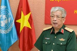 Ra mắt Tổ liên ngành tham gia gìn giữ hòa bình Liên Hiệp quốc