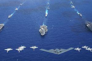 Trung Quốc lại tranh cãi về 'tự do hàng hải' ở Biển Đông với Mỹ, Anh