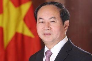 Tóm tắt tiểu sử Chủ tịch nước CHXHCN Việt Nam Trần Đại Quang
