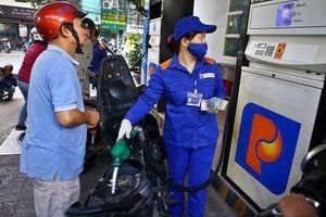 Xăng, dầu đồng loạt tăng giá từ 15h ngày 21/9
