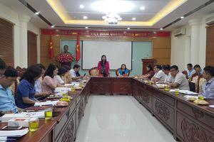Gặp mặt 29 đại biểu dự Đại hội Công đoàn Việt Nam lần thứ XII