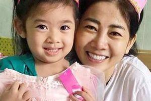 Mai Phương đã mở sổ tiết kiệm 500 triệu cho con gái nhờ các 'Mạnh Thường Quân'