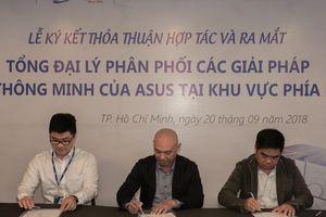 Nguyên Kim làm tổng đại lý phân phối các giải pháp smarthome của ASUS