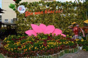 Đồng Tháp sẽ thu phí làng hoa và công viên Sa Đéc