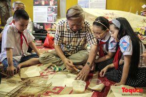 Hấp dẫn các hoạt động mừng tết Trung thu truyền thống trên phố cổ Hà Nội