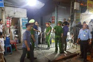 Phó Chủ tịch UBND TP Hà Nội yêu cầu khẩn trương làm rõ vụ cháy khu nhà trọ trên đường Đê La Thành