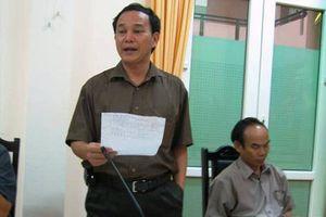 Nhiều lãnh đạo sở, huyện ở Thanh Hóa dính kỷ luật Đảng