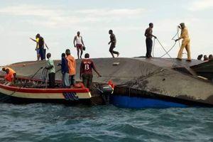 Lật phà ở Tanzania, ít nhất 86 người thiệt mạng