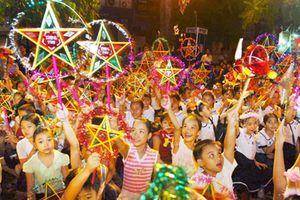 Trung thu ấm áp cho trẻ em vùng biên Lạng Sơn