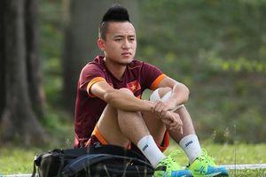 Võ Huy Toàn: 'Tôi xui quá, chỉ chờ phép màu để dự AFF Cup 2018'