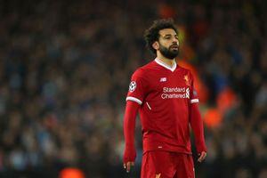 Chuyện gì đang xảy ra với Mohamed Salah?