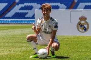 Tân binh 40 triệu euro của Real Madrid chuẩn bị trình làng