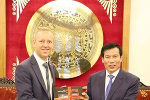 Bộ trưởng Nguyễn Ngọc Thiện: 'Mong có nhiều dự án hợp tác văn hóa giữa Việt Nam- Vương quốc Anh'