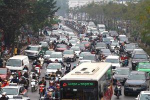 Một số nước đã thu phí phương tiện đi vào các điểm ùn tắc giao thông từ vài thập kỷ trước