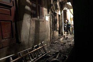 Phát hiện thi thể trong vụ cháy gần bệnh viện nhi TW được tìm đọc nhiều nhất ngày