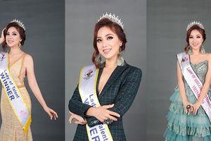 Ca sĩ, diễn viên, MC Miko Lan Trinh khoe vẻ đẹp vương hậu với danh hiệu Hoa hậu Tài năng