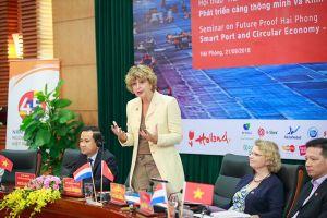Tân Đại sứ Hà Lan: Ưu tiên hợp tác các thành phố thông minh với Việt Nam