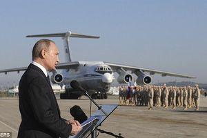 Israel đẩy bất hòa từ vụ Il-20 sang Syria