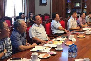 Lãnh đạo NXB Giáo dục: 'Làm SGK là nhiệm vụ chính trị'