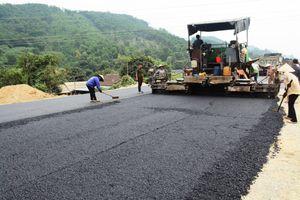 Tuyến đường mới kết nối Hà Nội-Hòa Bình sẵn sàng thông xe