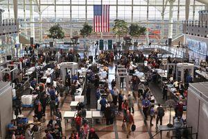 Sân bay bận rộn nhất thế giới
