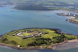 Đảo Spike - 'Alcatraz của Ireland'