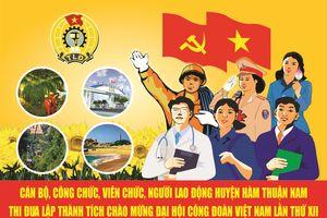 Đại hội Công đoàn Việt Nam lần thứ XII: Đổi mới tổ chức và hoạt động