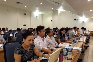ĐH Đà Nẵng: Tập huấn Đảm bảo và Kiểm định chất lượng giáo dục cơ sở giáo dục
