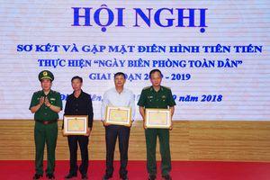Điện Biên: Tập trung xây dựng nền Biên phòng toàn dân vững mạnh