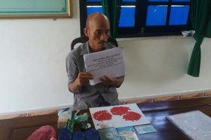 Vận chuyển gần 600 viên hồng phiến từ Lào về Việt Nam