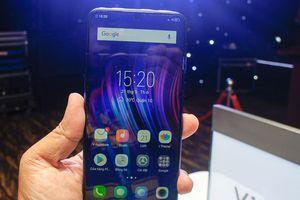 Vivo trình làng smartphone V11 tích hợp cảm biến vân tay nhúng trong màn hình