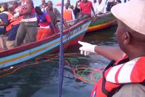 Chìm phà ở Tanzania, ít nhất 136 người chết