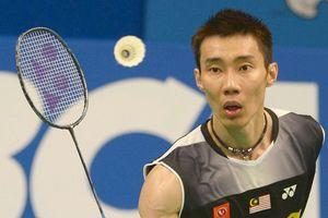 Huyền thoại cầu lông Malaysia Lee Chong Wei bị ung thư