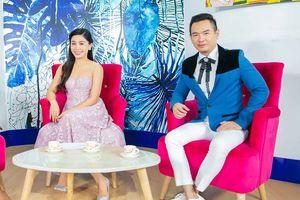 Ca sĩ Việt Quang khẳng định 'sẽ là người chồng tuyệt đối tôn trọng vợ'