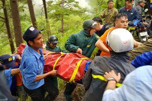 Một du khách nước ngoài tử vong khi chơi thác Datanla
