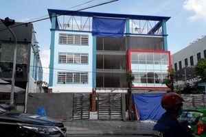Vụ 'xin sửa tường rào nhưng xây trường 4 tầng': Phạt 40 triệu, yêu cầu tháo dỡ
