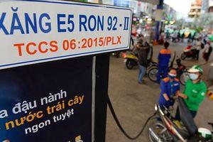 Thuế môi trường xăng tăng kịch trần, bóp chết doanh nghiệp?