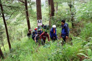 Tham gia du lịch mạo hiểm, khách Hàn Quốc tử vong tại thác Datanla