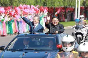 Xuất hiện tin đồn ông Kim Jong-un thăm Hàn Quốc vào tháng 12