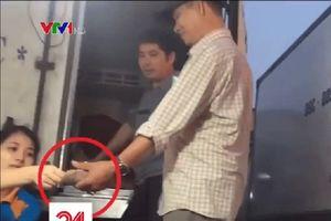 Vụ 'bảo kê' ở chợ Long Biên: Công an vào cuộc điều tra làm rõ