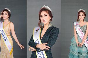 Miko Lan Trinh khoe vẻ đẹp gợi cảm với danh hiệu 'Hoa hậu Tài năng'