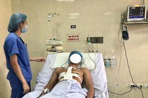 Bệnh viện E cứu sống bệnh nhân bị đâm thấu tim