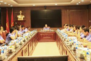 VKSND tối cao Hội thảo góp ý đề cương sổ tay Kiểm sát viên trong lĩnh vực hình sự và dân sự