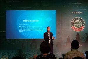 Kaspersky Lab cảnh báo về sự nguy hiểm của 'Balkanisation' tại Hội nghị cấp cao về bảo mật mạng APAC lần thứ 4
