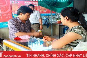 Can Lộc xử phạt 7 cơ sở vi phạm an toàn thực phẩm