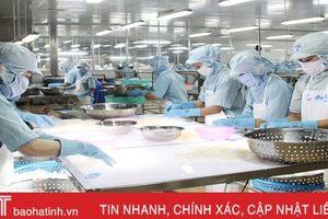 Việc tìm người, Thủy sản Nam Hà Tĩnh khó ổn định sản xuất