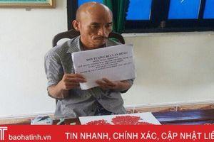 Bắt đối tượng tuồn 574 viên hồng phiến qua cửa khẩu Hà Tĩnh