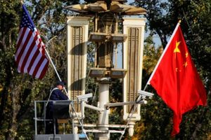 Mỹ chưa vội đàm phán thương mại với Trung Quốc