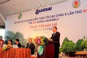 Đại hội ASOSAI 14 thành công tốt đẹp, mở ra nhiều triển vọng