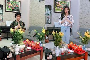 Lộ ảnh Tim và Trương Quỳnh Anh vẫn sống chung một nhà sau ly hôn